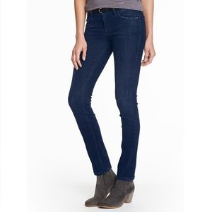 Level 99 Lily Skinny Straight Leg Jeans Danica